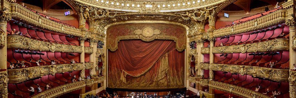 The prestigious Paris Opera